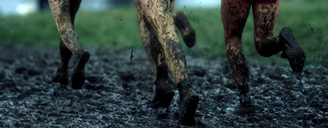 cross country mud